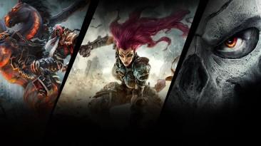 Darksiders Warmastered Edition и Deathinitive Edition получат поддержку полноценного 4К