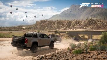 Forza Horizon 5 использует трассировку лучей для аудио