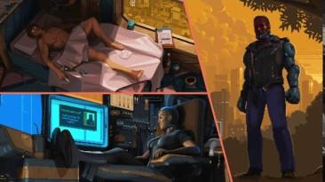 Новый геймплейный трейлер Disjunction