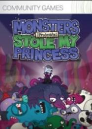 Обложка игры Universal Monsters: Monsterville