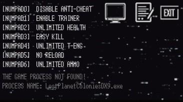 Lost Planet - Extreme Condition: Трейнер/Trainer (+5) [v.1.0.2: DX9] {LIRW / GHL}