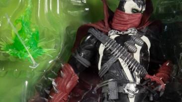 С вас 3 тысячи рублей: Представлена новая статуэтка Спауна по мотивам облика из Mortal Kombat 11
