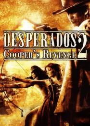 Обложка игры Desperados 2: Cooper's Revenge
