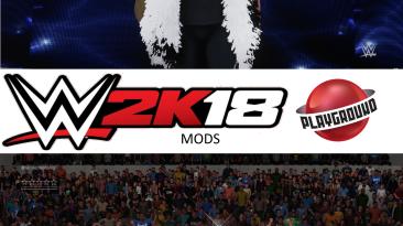 "WWE 2K18 ""Hulk Hogan (NWO) MOD"""