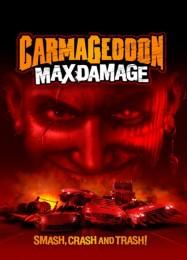 Обложка игры Carmageddon: Max Damage