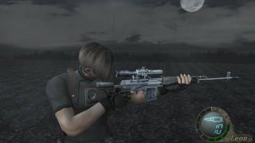 """Resident Evil 4 """"SVD from STALKER"""""""