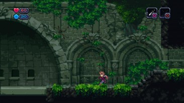 Метроидвания Chasm вышла на PlayStation 4, PlayStation Vita и PC