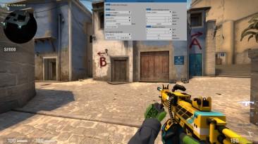 Counter-Strike: Global Offensive: Чит-Мод/Cheat-Mode (Standalone Skin Changer) [Для игры с ботами]