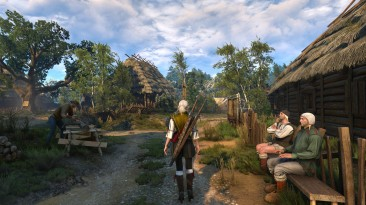 """Witcher 3: Wild Hunt """"Realistic color balance"""""""