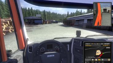 Euro Truck Simulator 2: Чит-Мод/Cheat-Mode (100 миллионов на старте)