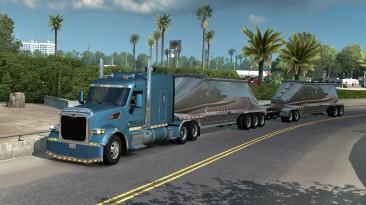 "American Truck Simulator ""Прицеп Beall Bullet Tanker в собственность"""