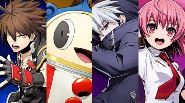 В BlazBlue: Cross Tag Battle появятся новые персонажи