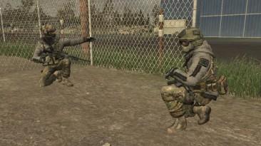 """Call of Duty 4: Modern Warfare """"ОТГ-141 против Спецназа Макарова"""""""
