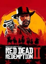 Обложка игры Red Dead Redemption 2