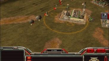 "Command & Conquer Generals: Zero Hour ""Модификация CandC Reborn V1.0"""