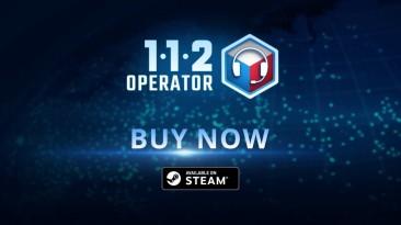В Steam состоялся выход 112 Operator - сиквела 911 Operator