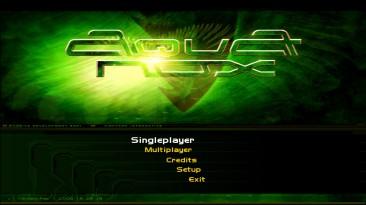 """Aquanox """"Widescreen Fix для Steam и GOG-версии"""""""