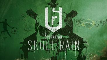 Патч Tom Clancy's Rainbow Six: Siege Update 21 DLC Skull Rain ENG