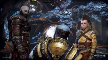 Новые скриншоты God of War: Ragnarok