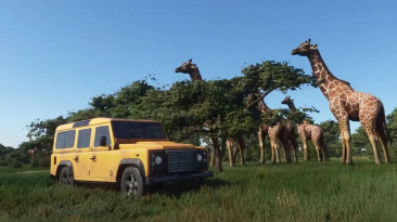 Великолепный трейлер дополнения Okavango Delta для Microsoft Flight Simulator