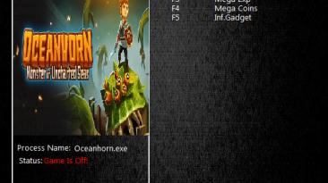 Oceanhorn: Monster of Uncharted Seas: Трейнер/Trainer (+5) [1.03] {MrAntiFun}