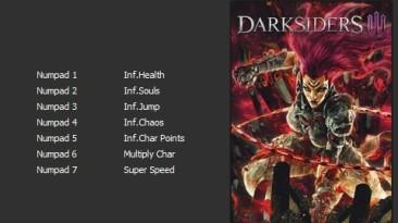 Darksiders 3 - Deluxe Edition: Трейнер/Trainer (+7) [1.0] {Enjoy}