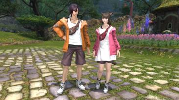 Новые скриншоты обновления 5.41 для Final Fantasy XIV