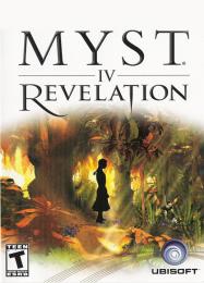 Обложка игры Myst 4: Revelation