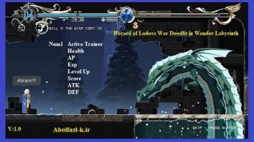 Record of Lodoss War: Deedlit in Wonder Labyrinth: Трейнер/Trainer (+7) [1.0.2.4] {Abolfazl.k}