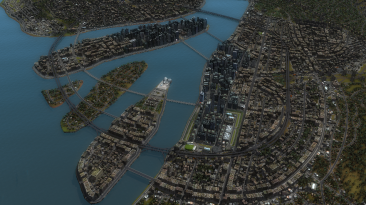"""Cities In Mountion 2 """"RiverCity"""""""