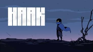 """Мрачный апокалипсис в новом трейлере платформера """"HAAK"""""""