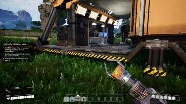 Satisfactory - Новая Крутая Игра про Конвейерное Производство и Автоматизацию!