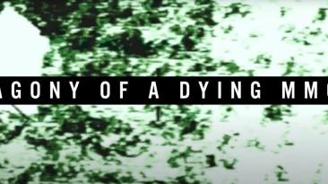 Agony Of A Dying MMO - это хоррор игра, действие которой разворачивается в MMO, которая скоро будет закрыта