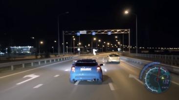 Посмотрите на Need for Speed в реальной жизни