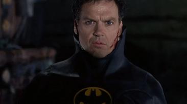"""Майкл Китон официально сыграет Бэтмена во """"Флэше"""""""
