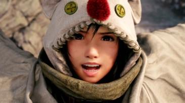 Новый геймплей предстоящей Final Fantasy VII Remake Intergrade