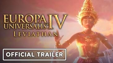 Релизный трейлер Europa Universalis 4: Leviathan