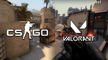 """Shroud о конкуренции Valorant и CS:GO: """"Valorant нанесет удар, и это будет сильный удар"""""""