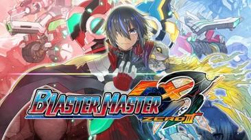 Новый геймплейный трейлер Blaster Master Zero 3
