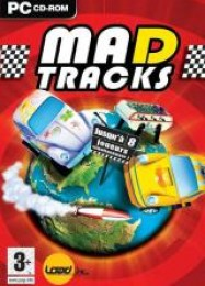 Обложка игры Mad Tracks