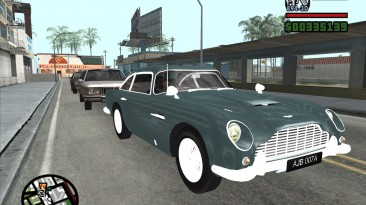 "Grand Theft Auto: San Andreas ""Aston Martin DB5"""