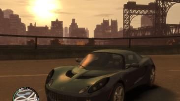 "Grand Theft Auto 4 ""Lotus Elise"""