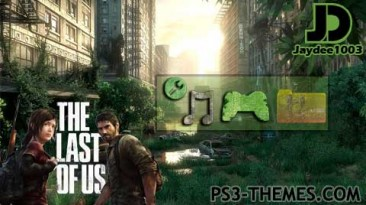 The Last Of Us Dynamic Theme Ps3.(2)