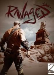 Обложка игры Ravaged