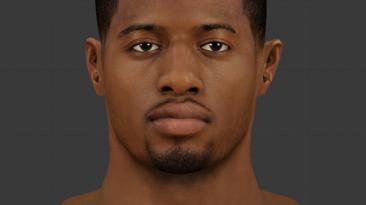 "NBA 2K14 ""Paul George Cyberface"""
