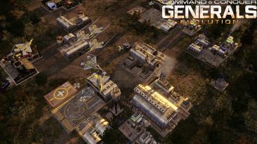 Поклонники переделали Command and Conquer Generals с помощью движка Red Alert 3
