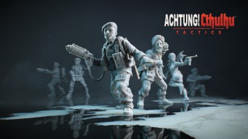 Achtung! Cthulhu Tactics - Steam-ключ}