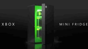 Даже мини-холодильник Xbox не застрахован от скальперов, распродался почти мгновенно
