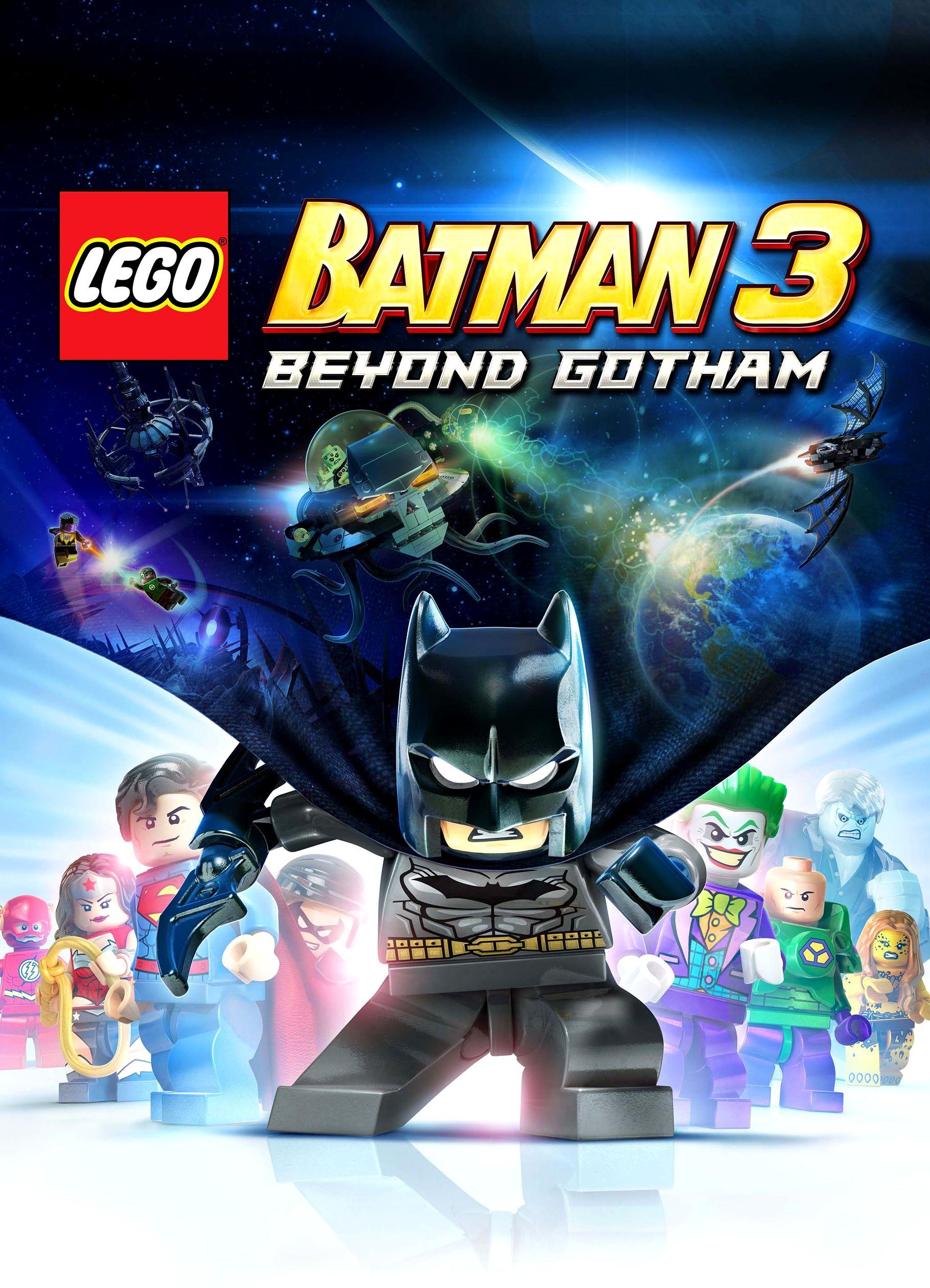 лего бэтмен 3 скачать торрент - фото 11