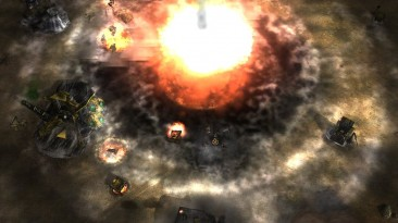 "Command & Conquer Generals: Zero Hour ""Модификация C & C: Tiberian Dawn Redux"""